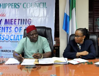 Shippers' Council Canvasses Formation Of National Shippers' Association