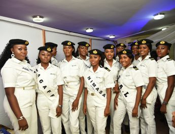 WORKING THE TALK: FOMI Queens Set To Flag off 2019 Girls Go-To-Sea Campaign