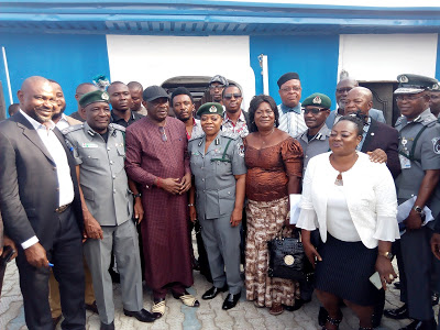 'Put Organisational Mechanisms In Place', Customs Boss Challenges Freight Forwarders