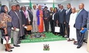 NAGAFF Visits NPA Boss, Discusses Operation Challenges In Nigerian Ports