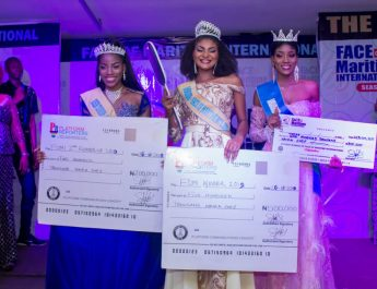 Melissa, Miss MWUN Wins FOMI 2019 As Miss Customs, ANLCA Emerge Runners Up