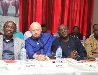 SIFAX Holds Retreat For Management Staff