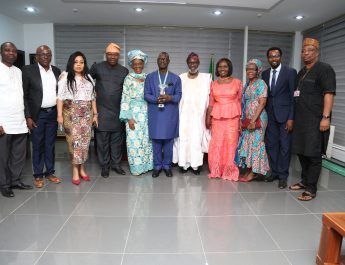 CPEF Installs SIFAX Boss, Afolabi As Grand Patron