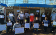 Story Of Hunger Striking Seafarers At Tilbury Trying To Get Home