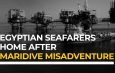 58 Fatigued Egyptian Seafarers Finally Home After Maridive Misadventure
