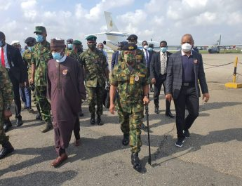 Nigeria Set To Overcome Insecurity On Her Waters – Defence Minister