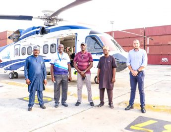 NPA Records Another Feat As Tin-can Port Gets 19-Seater Helicopter