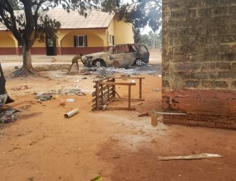 Smugglers Attack Customs, Immigration Personnel In Ogun State, Kill 1, Damage Properties