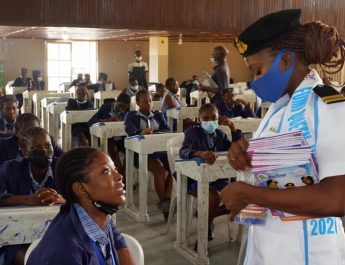 FOMI Leads Maritime Dignitaries To Queens College For GGOTSEC Program.