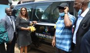 SIFAX Group Donates Bus To Seafarers Mission